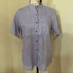 J..Jill Blue Shirt